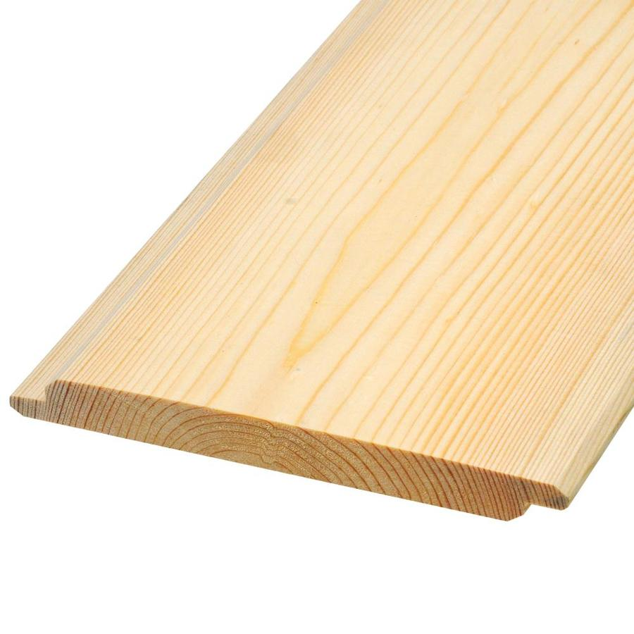 EDGE Pattern Stock Spruce/Pine-Fir Board (Common: 1-in x 8-in x 8-ft; Actual: 0.75-in x 7.25-in x 8-ft)