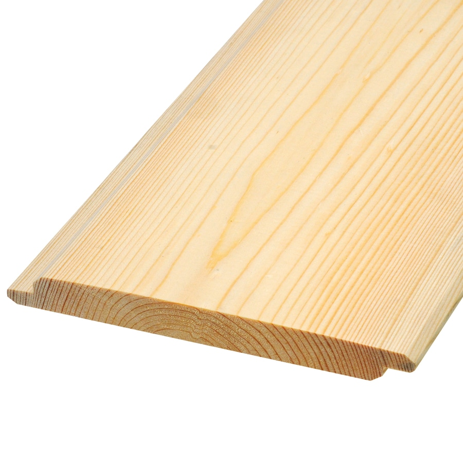 EDGE Pattern Stock Spruce/Pine-Fir Board (Common: 1-in x 8-in x 12-ft; Actual: 0.75-in x 7.25-in x 12-ft)