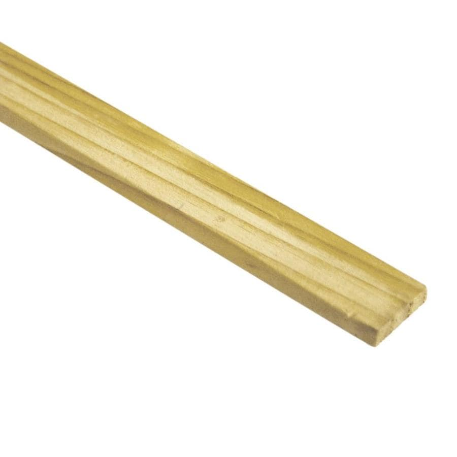 Severe Weather 50-Count Whitewood Lath (Common: 3-1/2-in x 6-in; Actual: 3.5-in x 6-in)