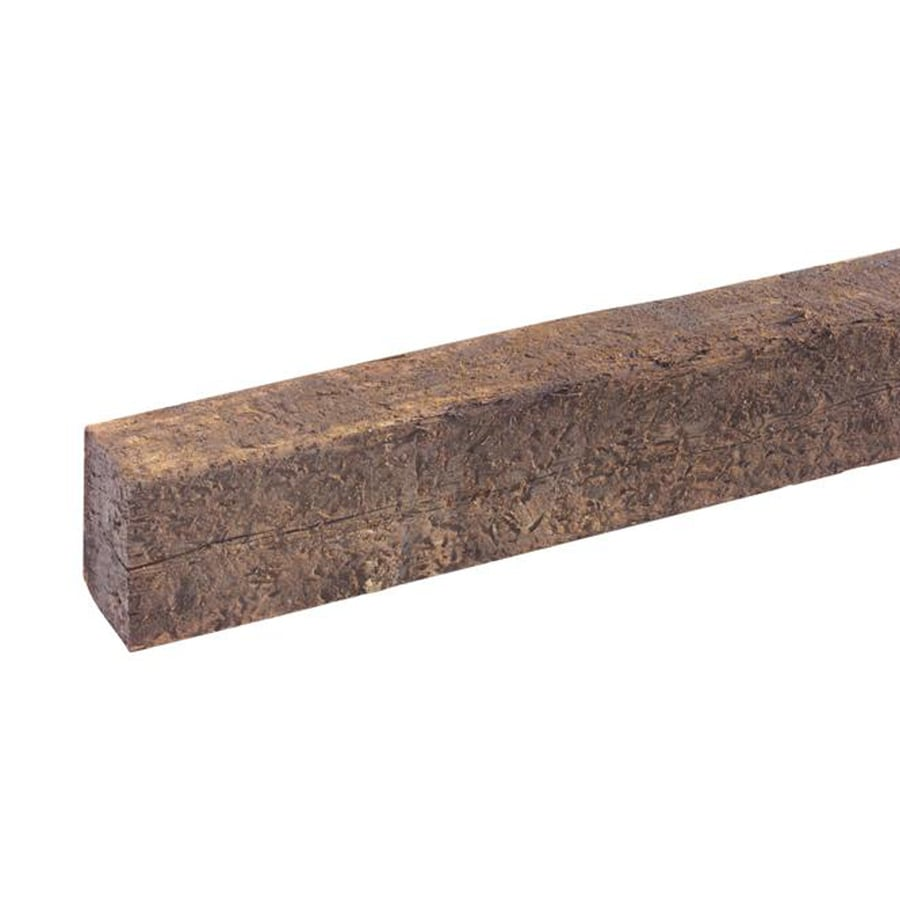 Severe Weather Railroad Tie (Actual: 8.75-in x 6.75-in x 8.5-ft)