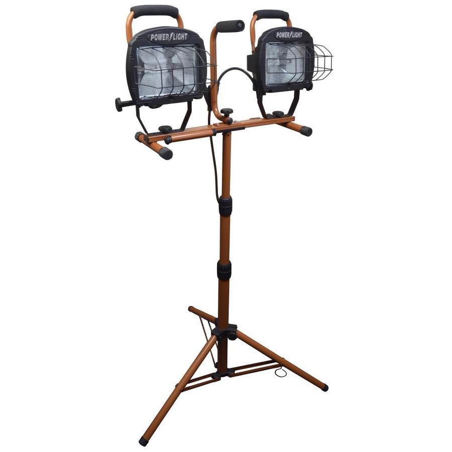 edge 2 light 1 000 watt halogen stand work light at. Black Bedroom Furniture Sets. Home Design Ideas