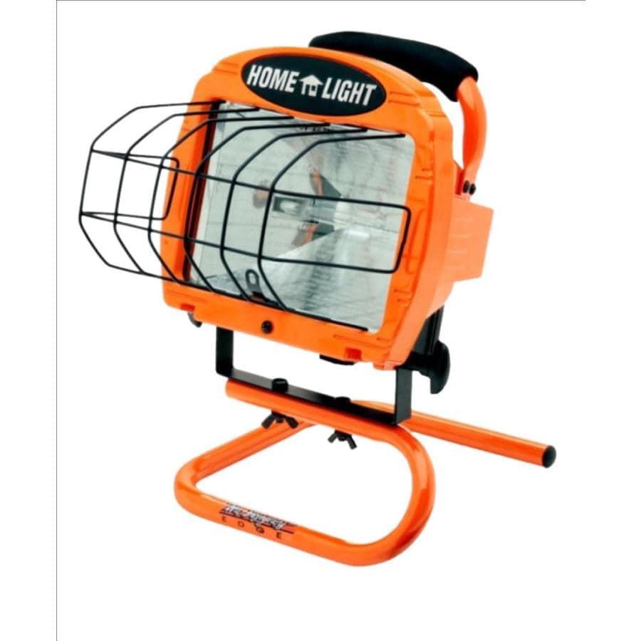 Shop Designers Edge 1-Light 500-Watt Halogen Portable Work