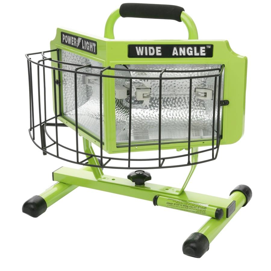 Designers Edge 1-Light 1,000-Watt Halogen Portable Work Light