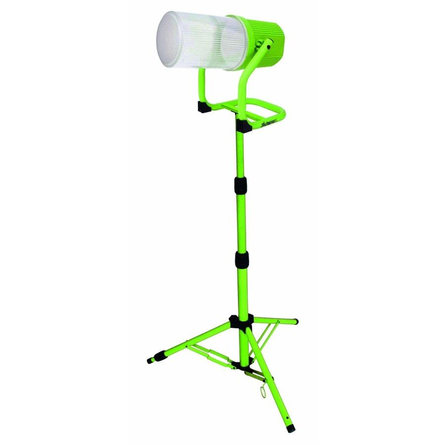 Designers Edge 1-Light 65-Watt Fluorescent Stand Work Light