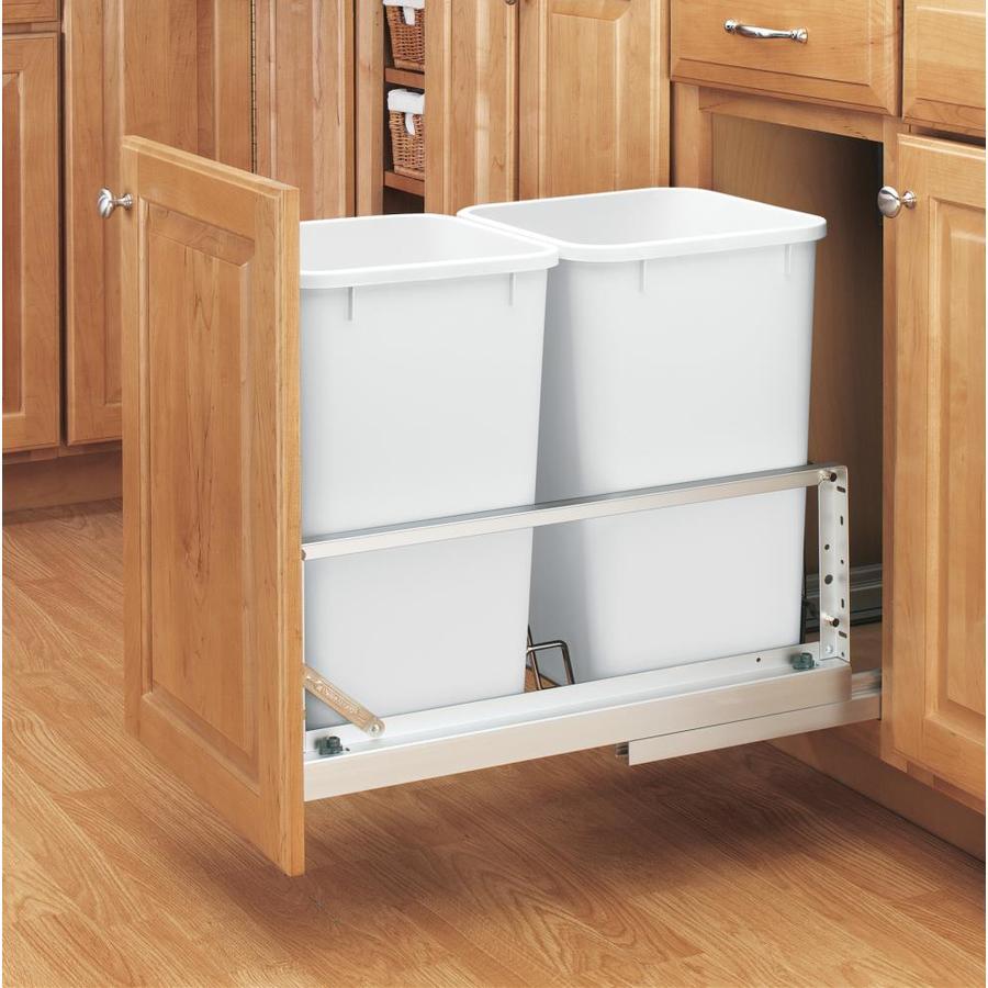 shop rev a shelf garbage can at. Black Bedroom Furniture Sets. Home Design Ideas