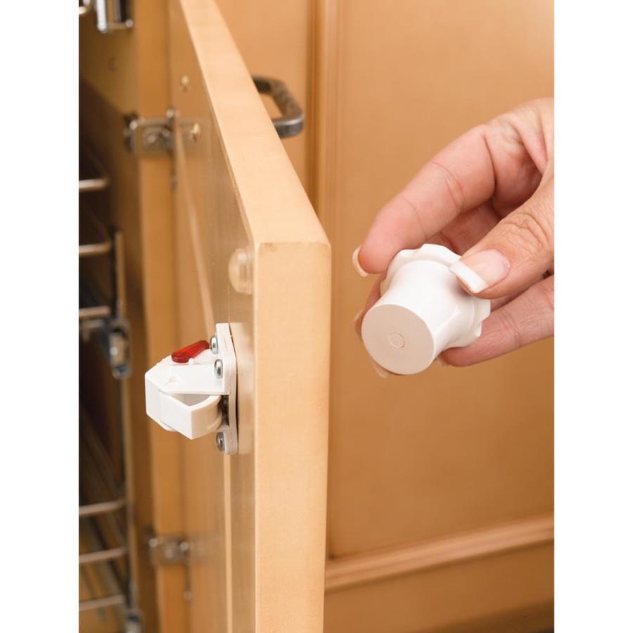 Rev-A-Shelf Cabinet Security System