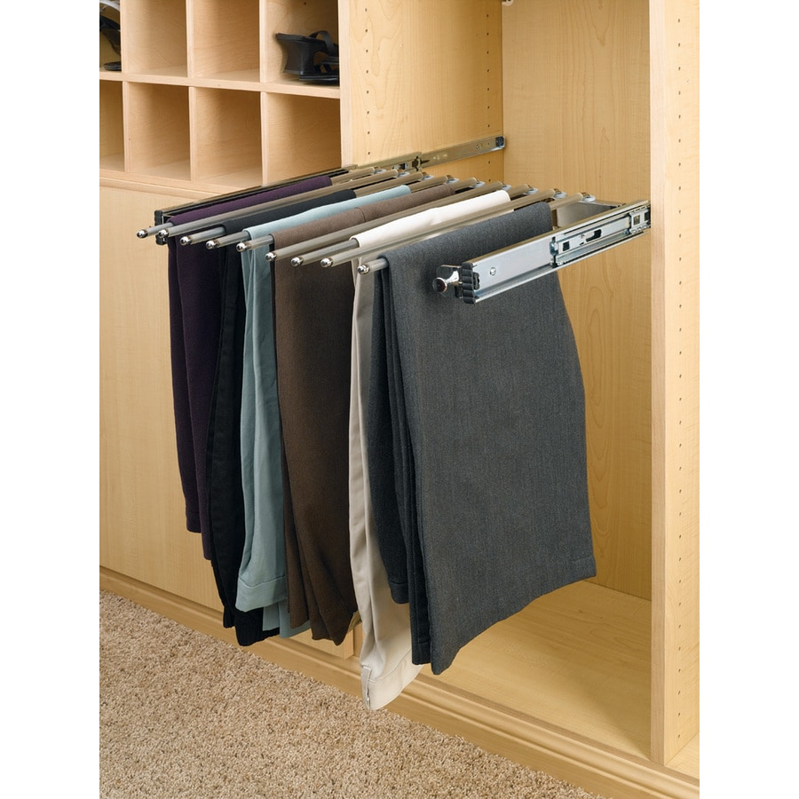 Rev-A-Shelf Pull-Out Pants Rack