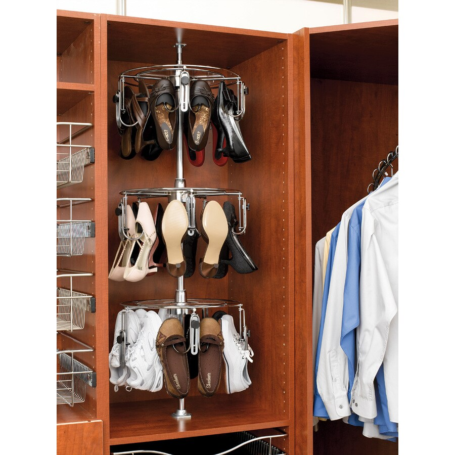 Rev-A-Shelf 3-Shelf Women's Shoezen
