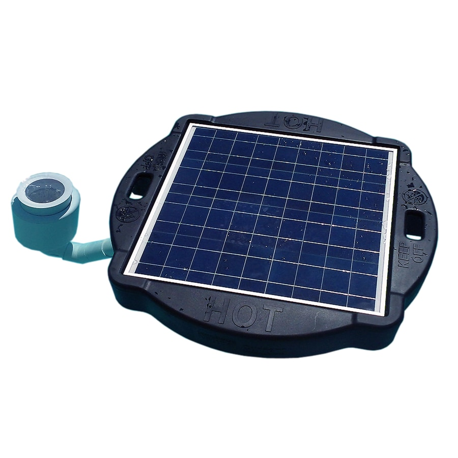 Natural Current Savior Solar Plastic Pool Skimmer with Deep-Net and Fine Weave Net (Pole Not Included)
