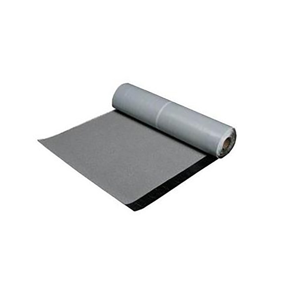 3-ft W x 36-ft L 50-sq ft White Roll Roofing