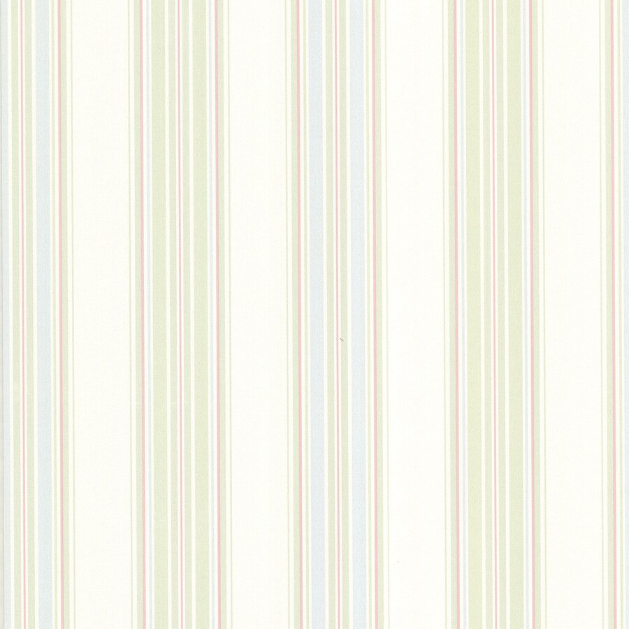 Brewster Wallcovering Cream Strippable Non-Woven Paper Unpasted Classic Wallpaper