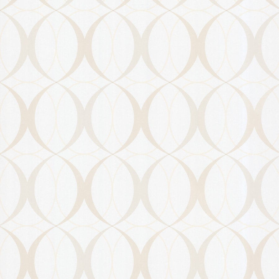 Brewster Wallcovering Gray Strippable Non-Woven Paper Unpasted Classic Wallpaper