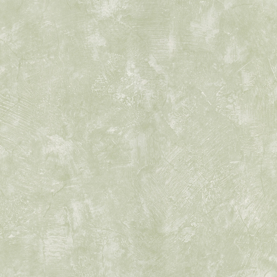Shop Brewster Wallcovering Green Peelable Vinyl Prepasted