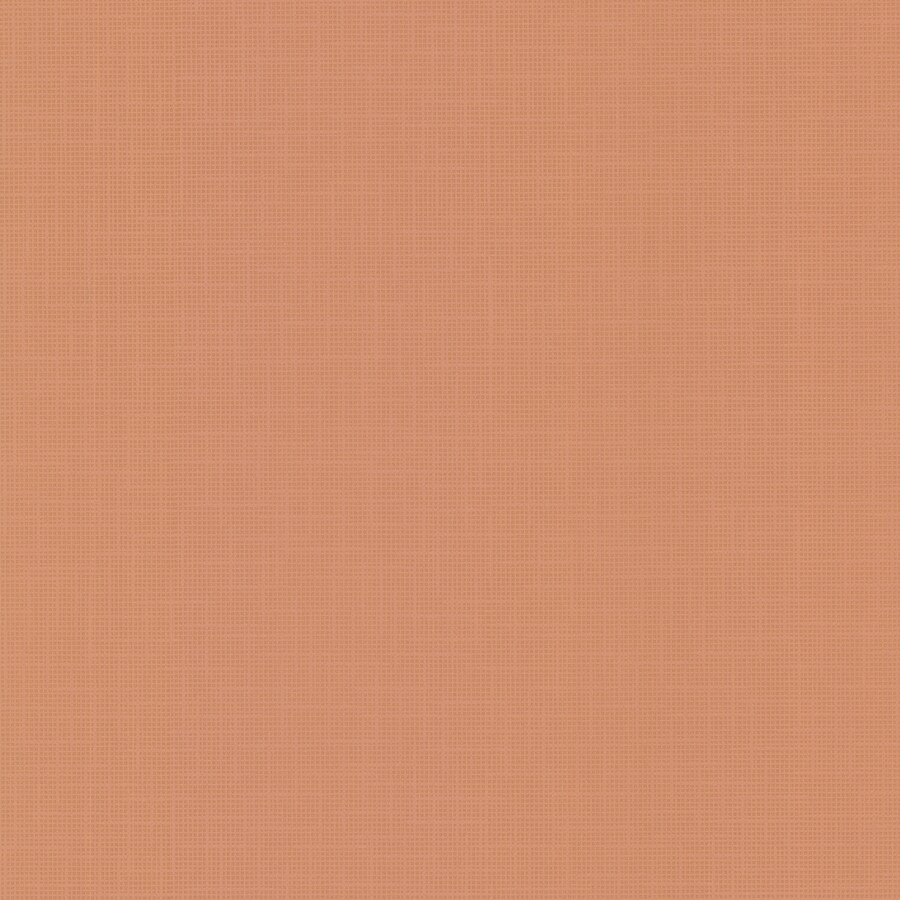 Brewster Wallcovering Orange Strippable Non-Woven Paper Unpasted Textured Wallpaper