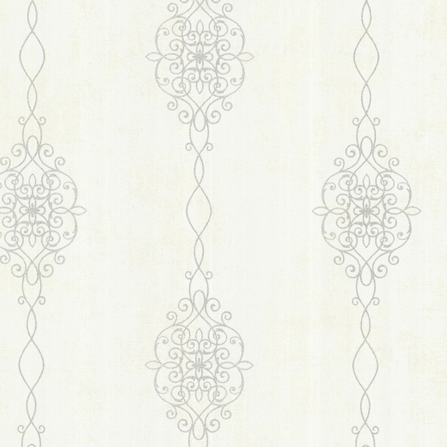 Brewster Wallcovering Platinum Strippable Non-Woven Paper Unpasted Classic Wallpaper