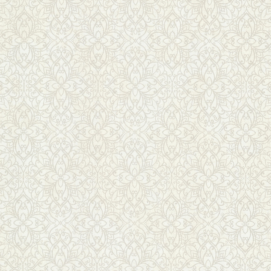 Brewster Wallcovering Opal Strippable Non-Woven Paper Unpasted Classic Wallpaper