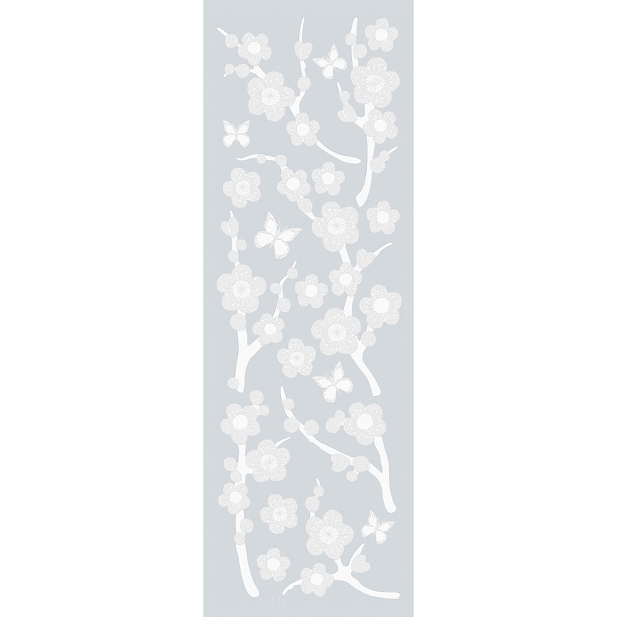 Brewster Wallcovering 40-in W x 13.25-in L Light Privacy/Decorative Adhesive Window Film