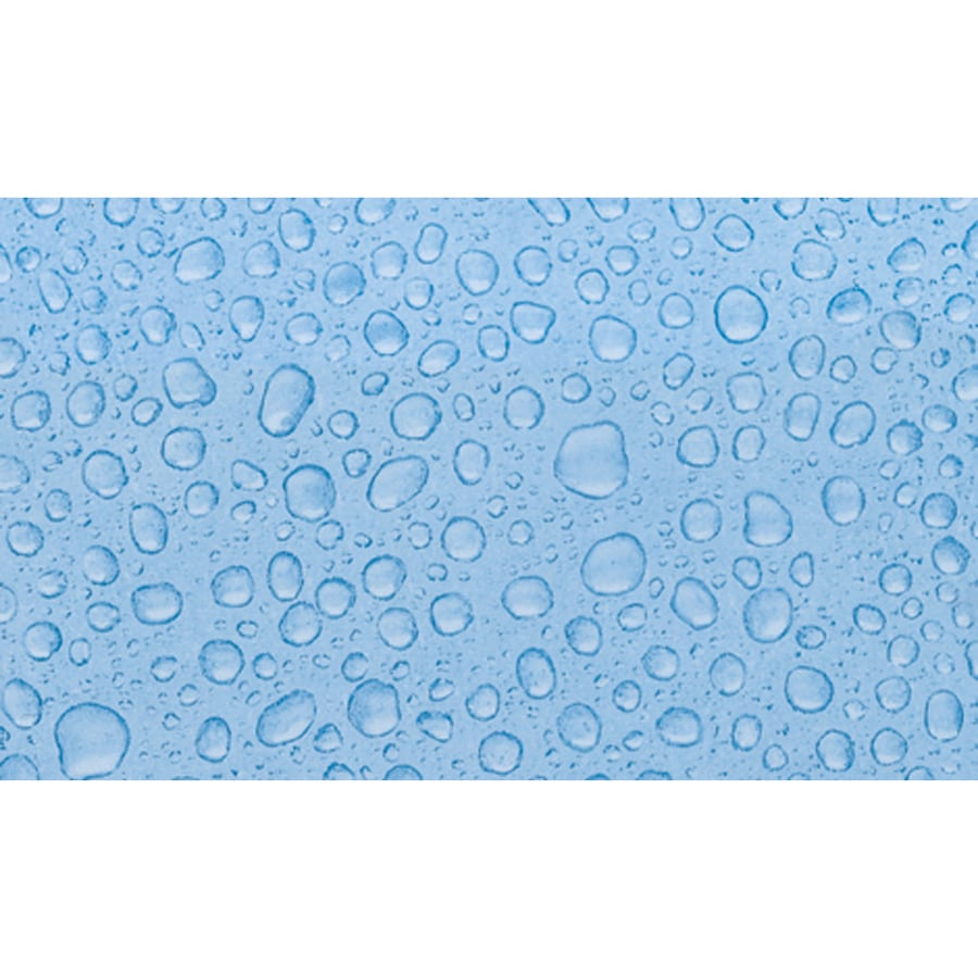 Brewster Wallcovering 13-ft 1.5-in W x 17.75-in L Rain Privacy/Decorative Adhesive Window Film