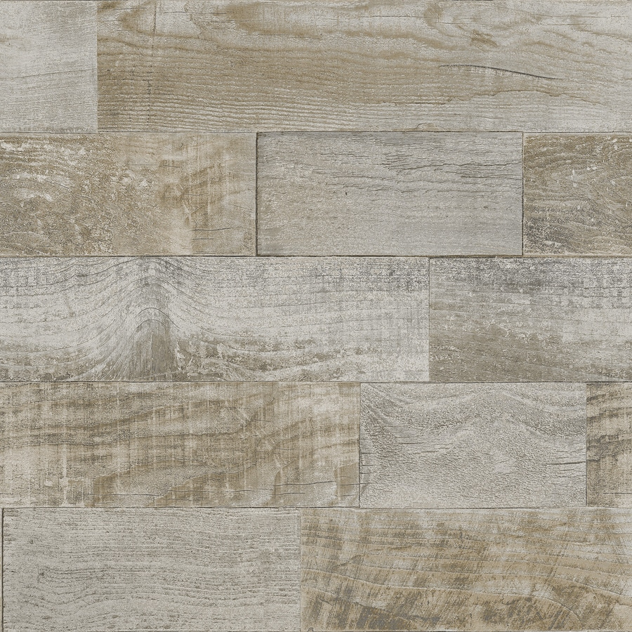 Scott Living 30 75 Sq Ft Natural Vinyl Textured Wood 3d Self Adhesive Peel And Stick Wallpaper In The Wallpaper Department At Lowes Com