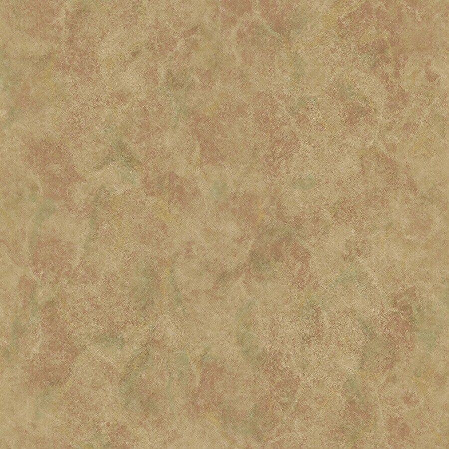 Brewster Wallcovering Brown Peelable Vinyl Prepasted Textured Wallpaper