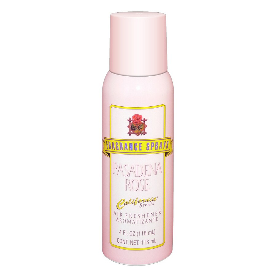 California Scents Pasadena Rose Air Freshener Spray