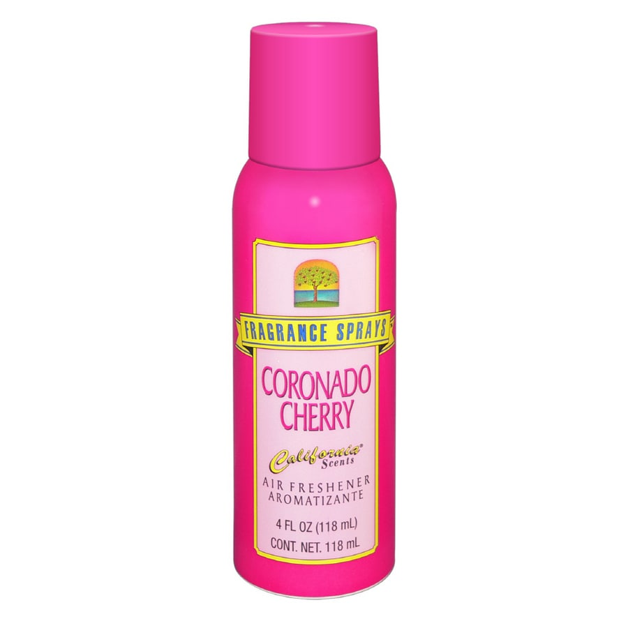 California Scents Coronado Cherry Air Freshener Spray