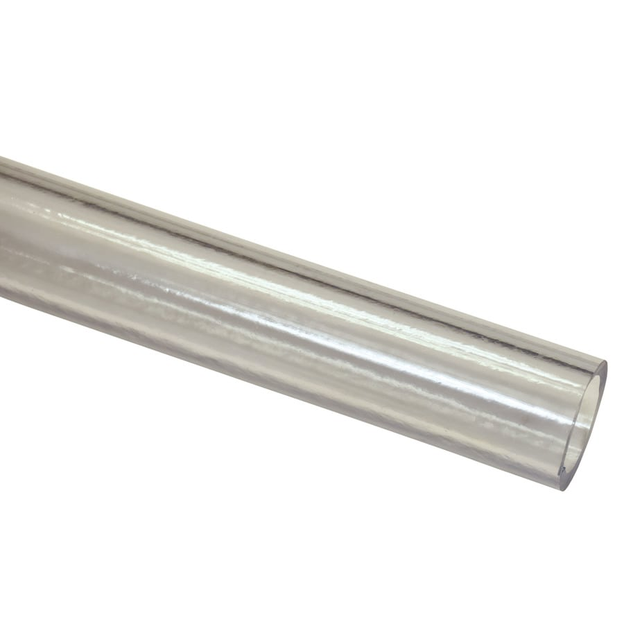 BPA Free and Non Toxic 50ft x 3//4 ID Clear Vinyl Tubing Flexible Hybrid PVC Tubing Hose Lightweight Plastic Tube UV Chemical Resistant Vinyl Hose