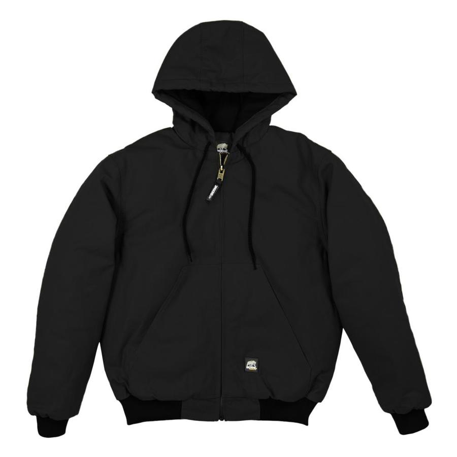 BERNE APPAREL XL-Long Men's Rigid Duck Work Jacket
