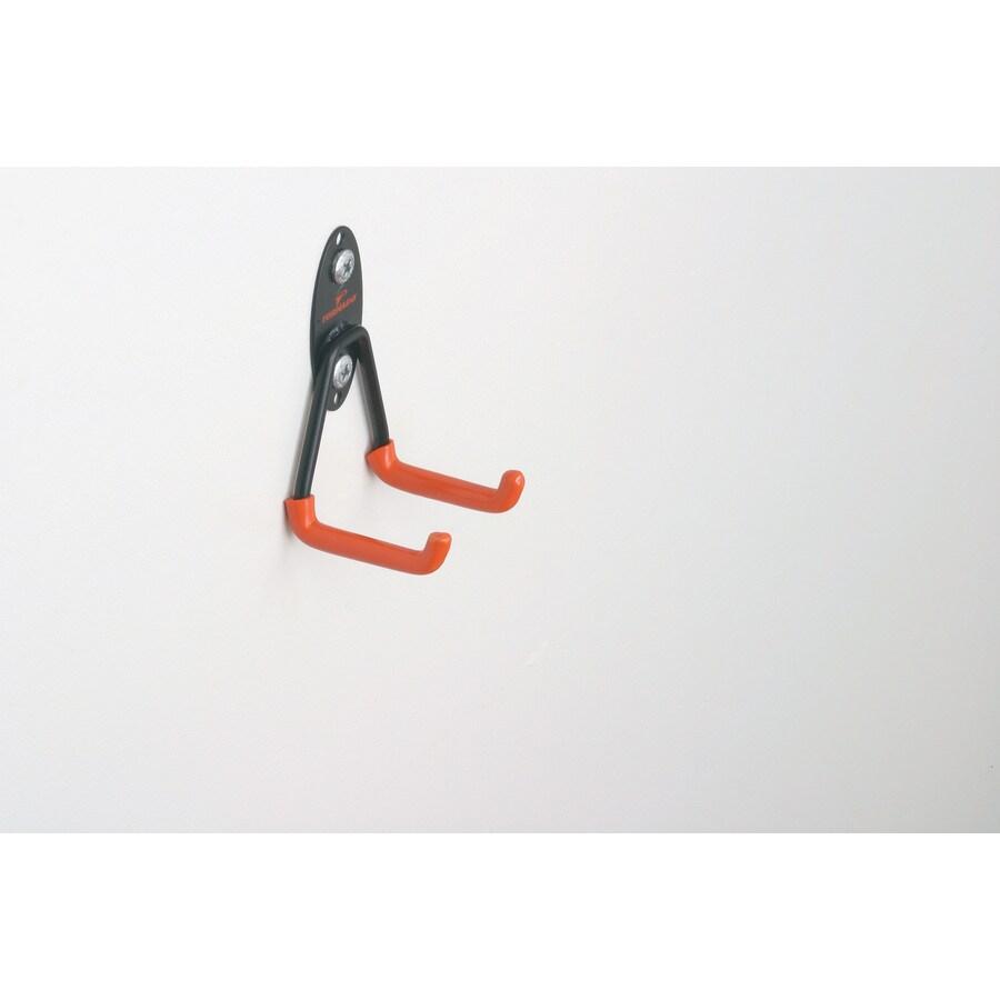 Racor 2.75-in Black Steel Dual Hook
