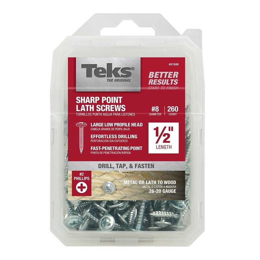 8 x 5//8 Piece-50 Hard-to-Find Fastener 014973449599 Phillips Pan Sheet Metal Screws White