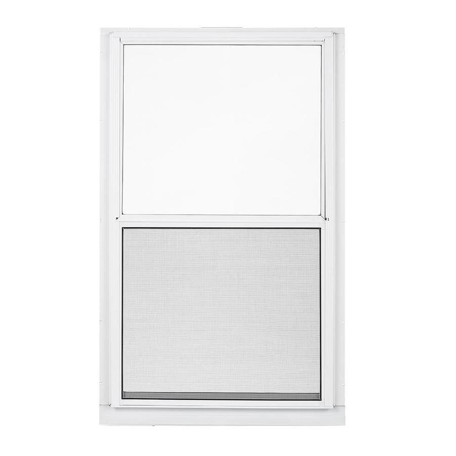 LARSON Low-E Aluminum Storm Window (Rough Opening: 36-in x 55-in; Actual: 35.875-in x 55-in)