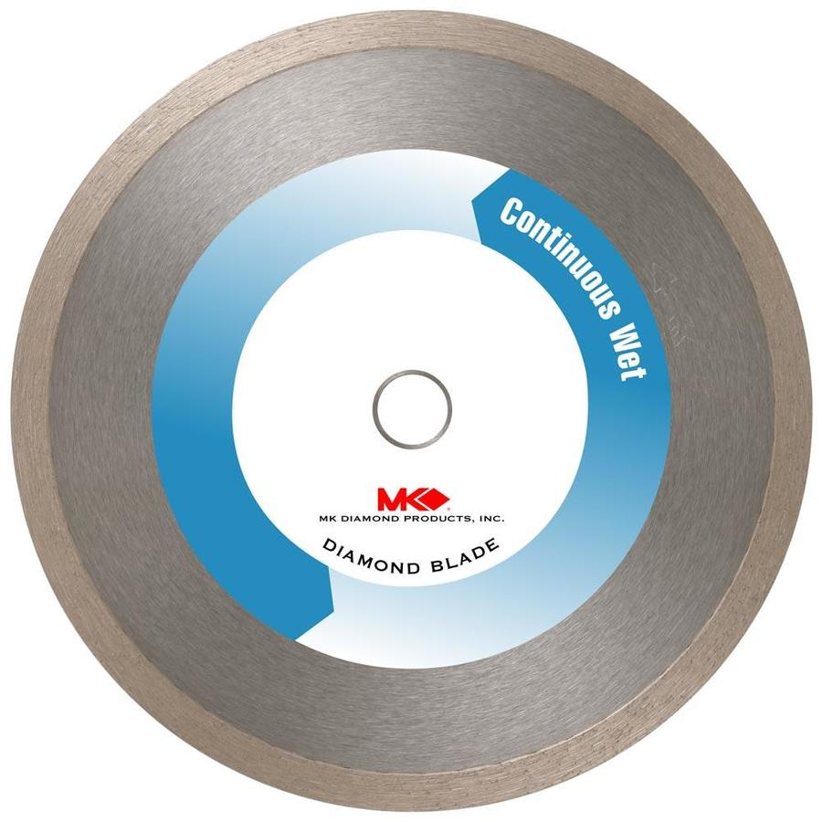 MK Diamond Products 7-in Wet Continuous Diamond Circular Saw Blade