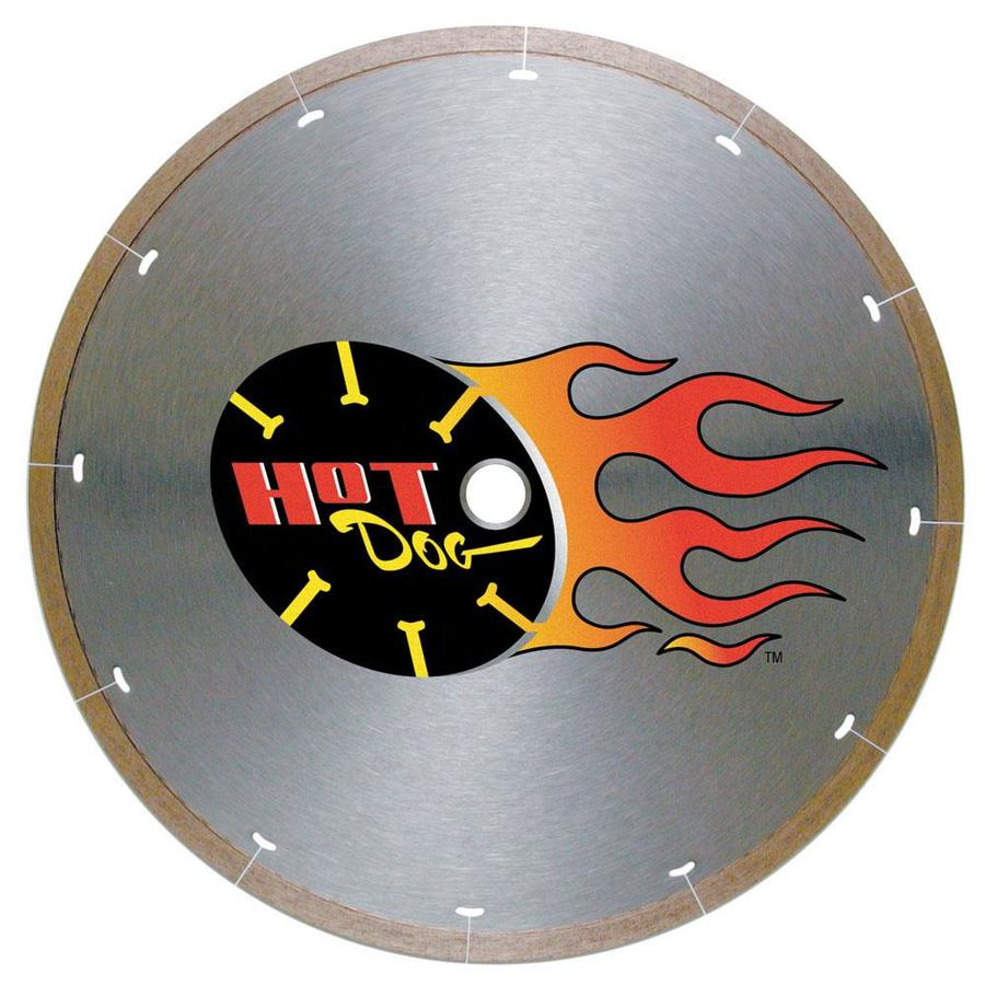 MK Diamond Products 7-in Wet Continuous Circular Saw Blade