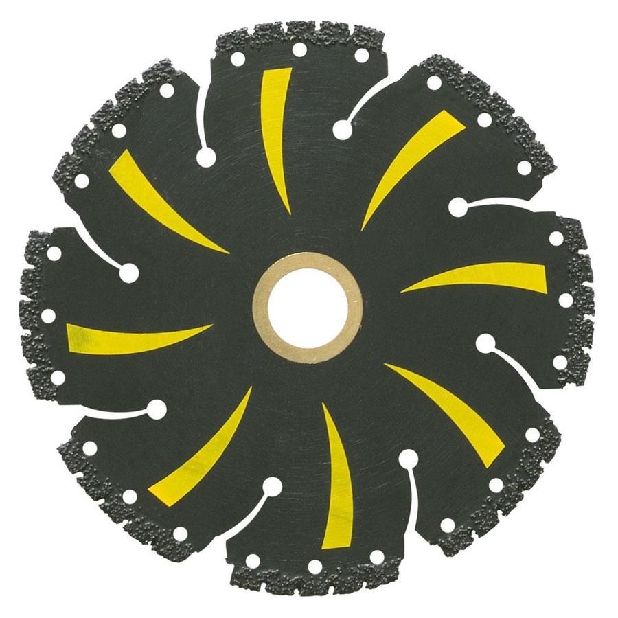 MK Diamond Products 4-1/2-in 8-Tooth Segmented Diamond Circular Saw Blade