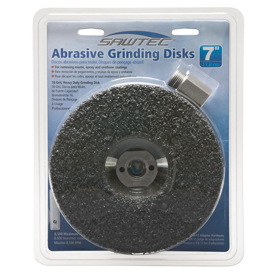 MK Diamond Products 3-Pack 7-in Cup Wheel Carbide Circular Saw Blades