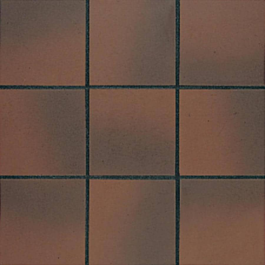 American Olean Quarry Naturals 25-Pack Fire Flash Ceramic Floor and Wall Tile (Common: 8-in x 8-in; Actual: 8-in x 8-in)