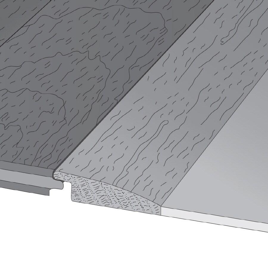 Bruce 2.25-in x 78-in Cabernet Oak Reducer Floor Moulding