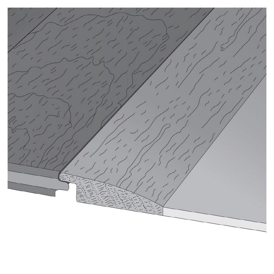 Bruce 2.25-in x 78-in Kempas Reducer Floor Moulding