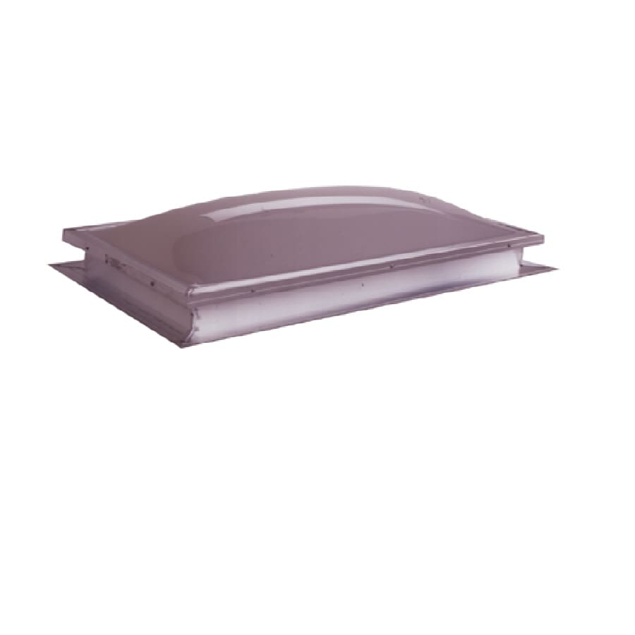 Solar Fixed Impact Skylight (Fits Rough Opening: 22.25-in x 46.25-in; Actual: 28.25-in x 52.25-in)