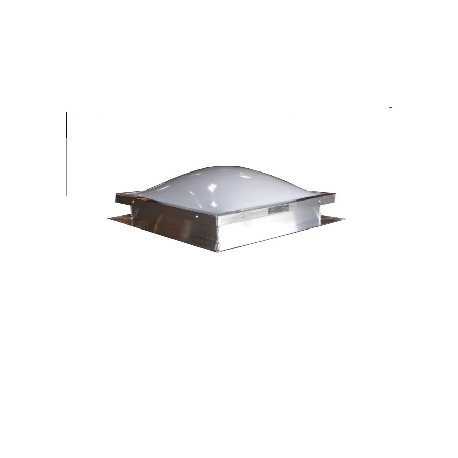 Skyview Fixed Impact Skylight (Fits Rough Opening: 21-in x 21-in; Actual: 27-in x 27-in)