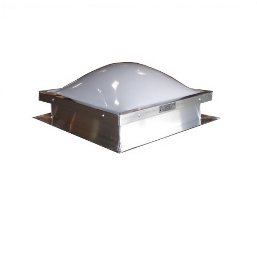 Skyview Fixed Skylight (Fits Rough Opening: 22.25-in x 22.25-in; Actual: 28.25-in x 28.25-in)