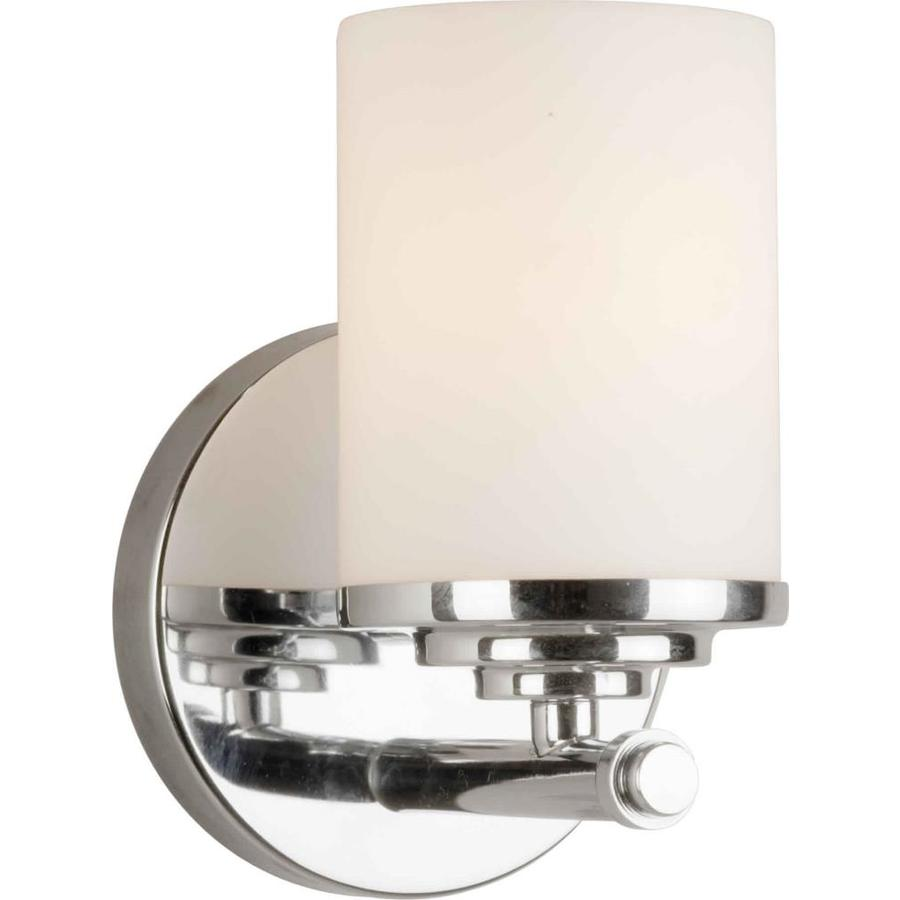 Vanity Light With Outlet Lowes : Shop Chrome Bathroom Vanity Light at Lowes.com