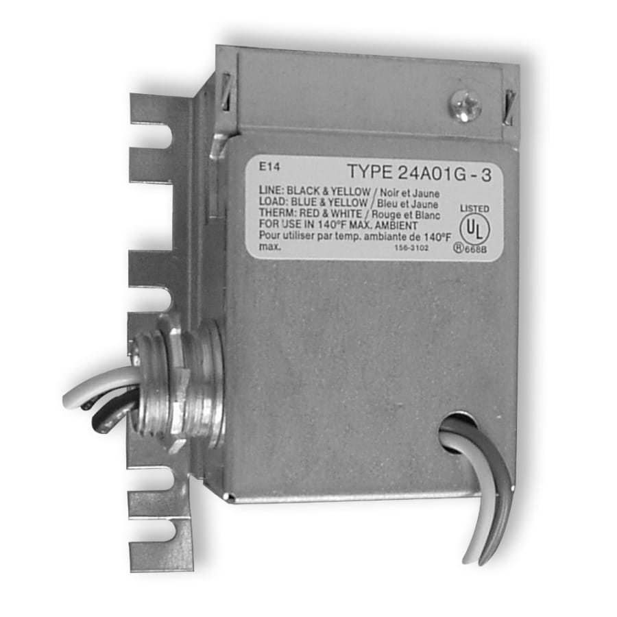 King 24-Volt Single Pole Silent Transformer Relay