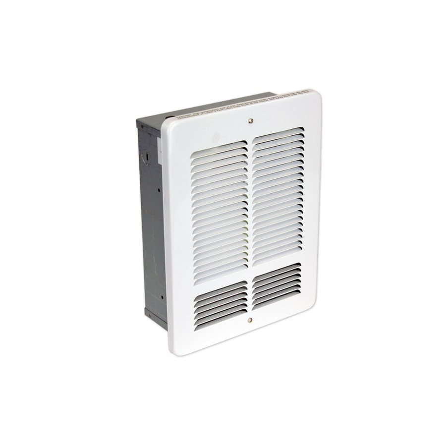 Shop King 5 121 Btu Fan Electric Space Heater At Lowes Com