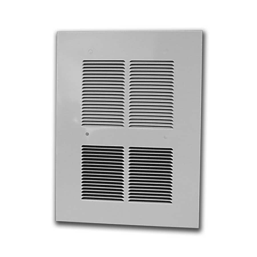 King White Steel Louvered Sidewall/Ceiling Grille (Rough Opening: 21.75-in x 15.5-in; Actual: 21.75-in x 15.5-in)