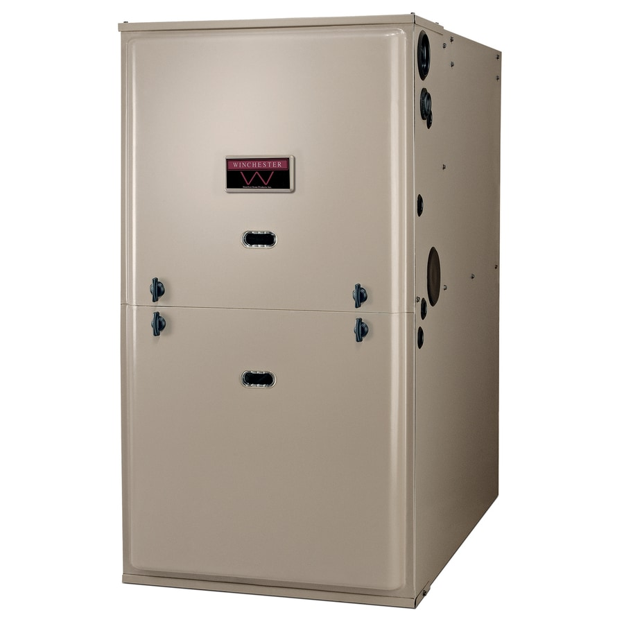 Winchester 60,000-Max BTU Input Natural Gas 96 Percent Multi-Position Variable Speed 2 Stage Forced Air Furnace