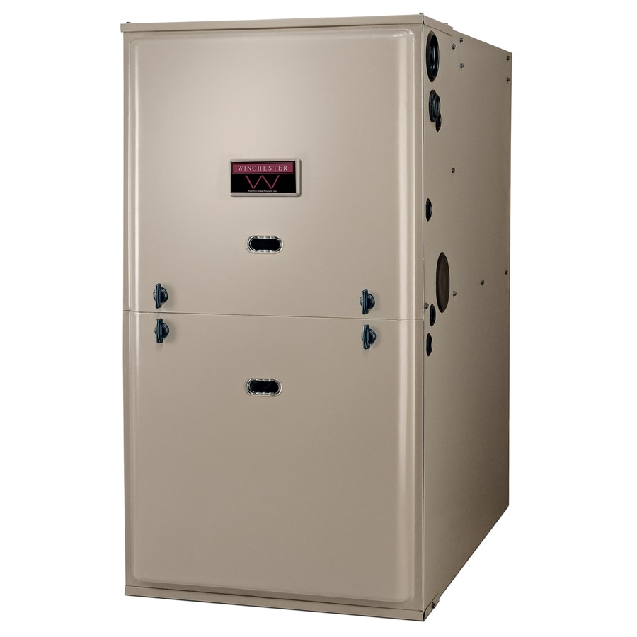 Winchester 100,000-Max BTU Input Natural Gas 96 Percent Multi-Position Variable Speed 2 Stage Forced Air Furnace