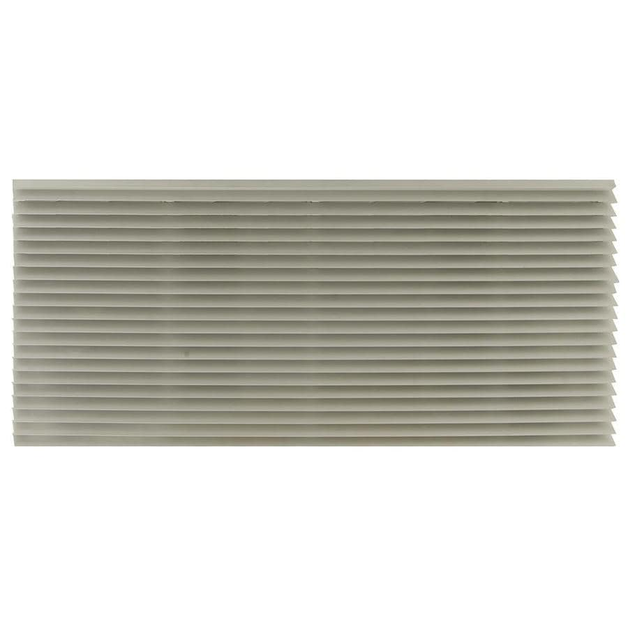 Amana PTC and PTH Air Conditioner Window Cover