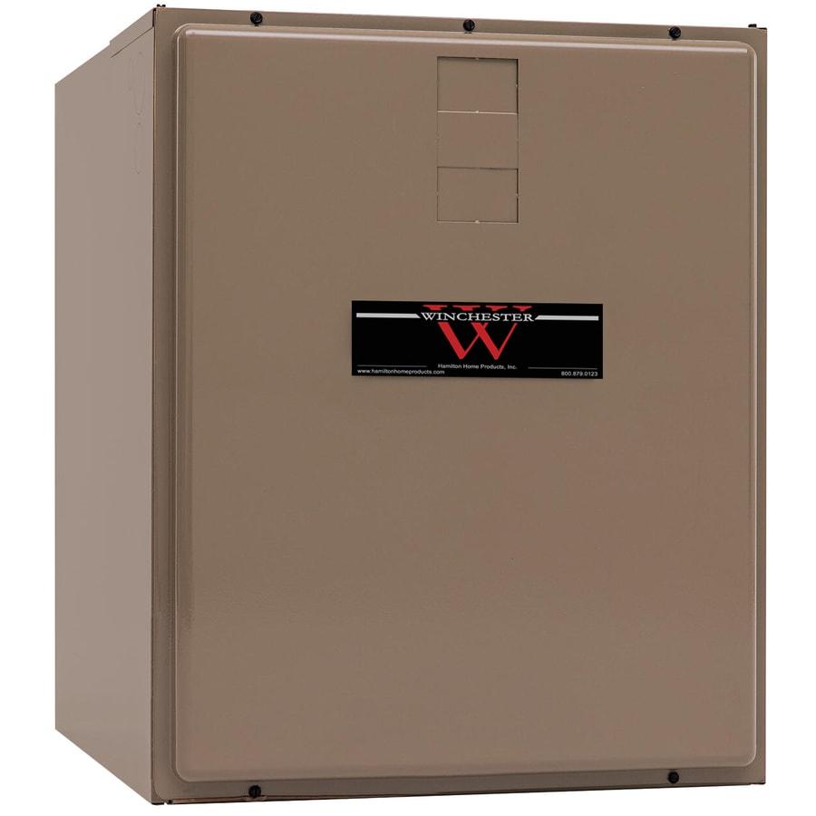 Winchester 49147-Max BTU Input Electric 100 Percentage Multi-Positional Forced Air Furnace