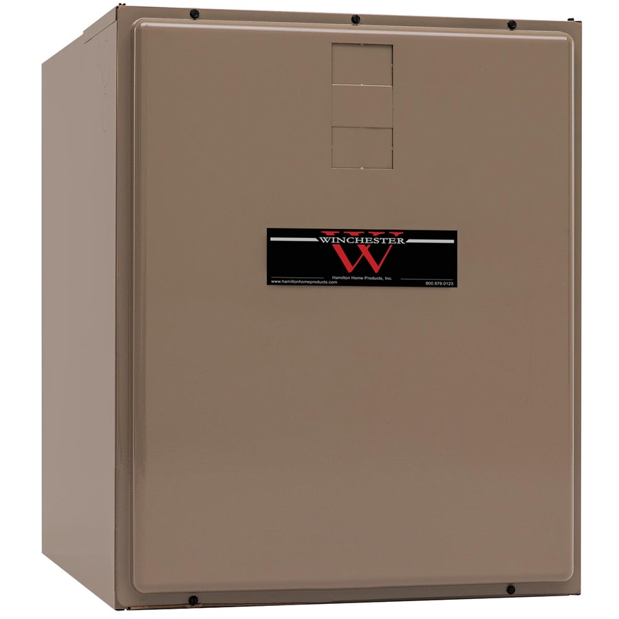 Winchester 65530-Max BTU Input Electric 100 Percentage Multi-Positional Forced Air Furnace